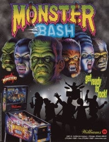 Monster Bash flyer