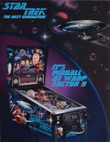 Star Trek: The Next Generation flyer