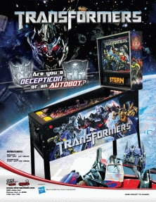 Transformers™ (Pro) flyer