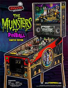 The Munsters (Limited Edition) flyer