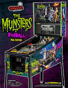 The Munsters (Pro) flyer