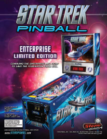 Star Trek (Enterprise Limited Edition) flyer