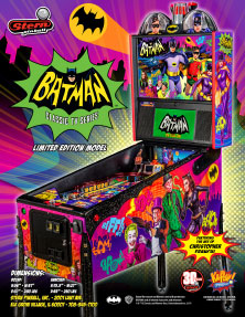 Batman (66 Limited Edition) flyer