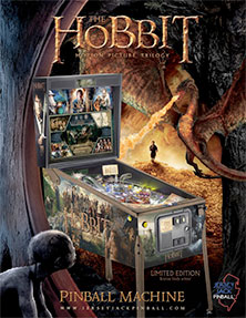 The Hobbit (Limited Edition) flyer