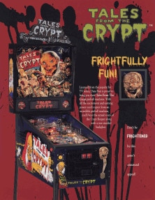 Tales from the Crypt flyer