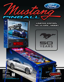 Mustang (Limited Edition) flyer
