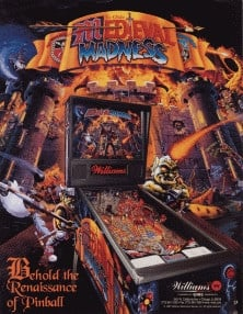 Medieval Madness (Remake Standard Edition) flyer