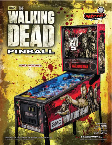The Walking Dead (Pro) flyer