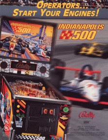 Indianapolis 500 flyer